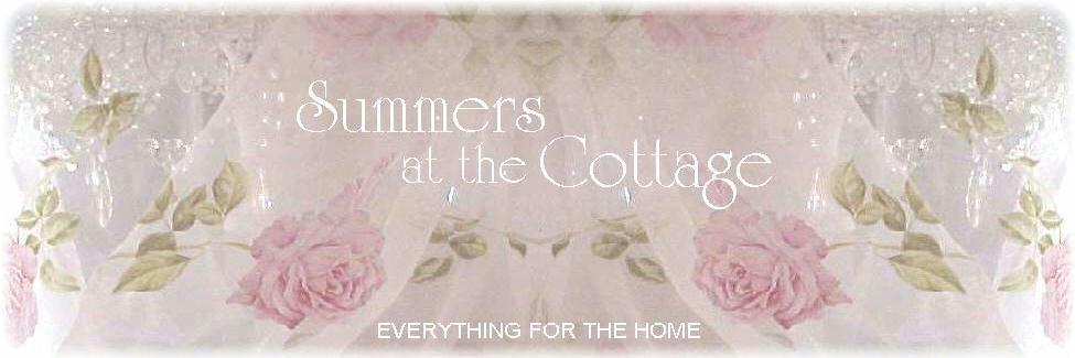 Shabby Chic Beach Cottage Shower Curtains White Ruffles Pink Roses Crystal Curtain Hooks