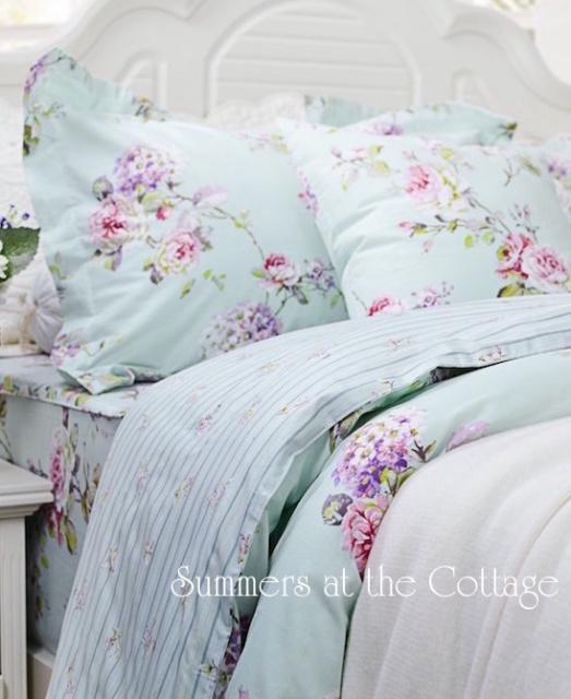 Shabby Chic Bedding Authentic Rachel Ashwell Duvet And