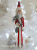 FATHER CHRISTMAS WINTER WONDERLAND VINTAGE STYLE SANTA ST. NICK